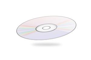 DVD A eredua