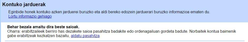 gmail itxi 2