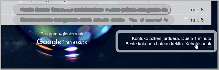 Gmail itxi