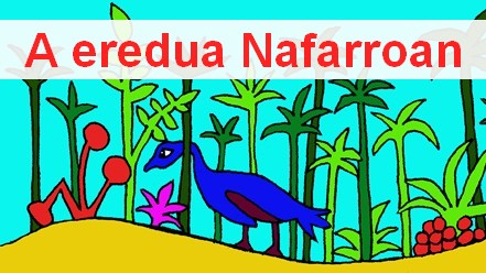 A eredua Nafarroan