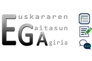 EGA:  Atariko  Probaren  behin-behineko  emaitzak