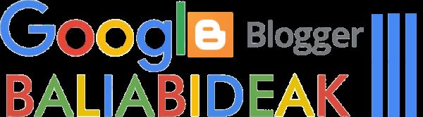 Google baliabideak III