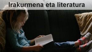 irakurmena eta literatura alboko