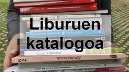 liburuen katalogoa